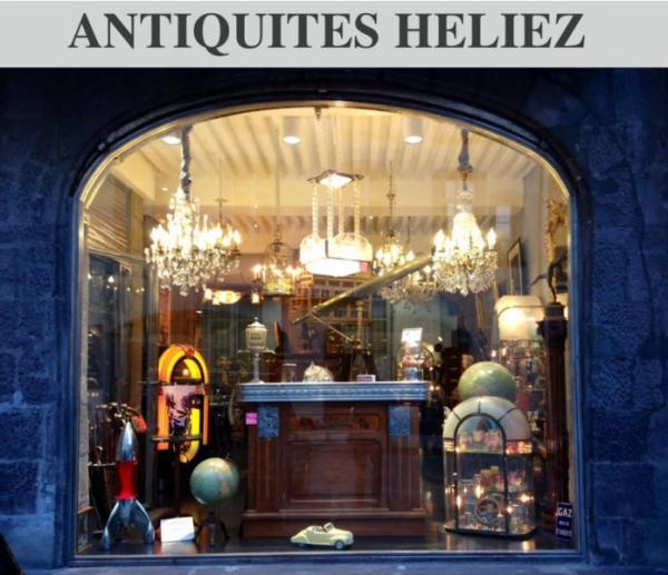 Stephan Heliez Antiquités
