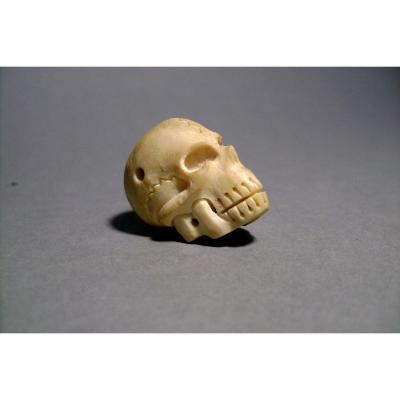 Memento mori en os. XIXème