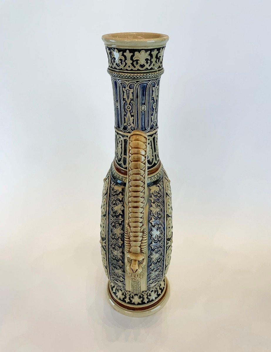 Porcelain Vase 19 S Orientalist Style-photo-2