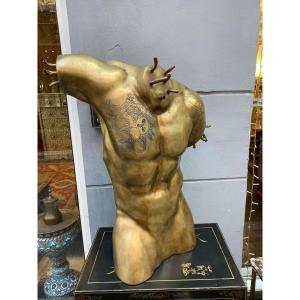 Belle Statue De G.agheli
