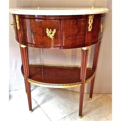 Console Louis XVI Cosson