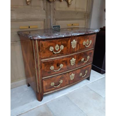 Small Chest Of Drawer Regence Périod