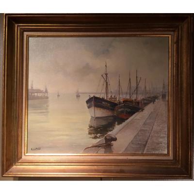 Le PETIT Emmanuel (1905-1991) : Boulogne sur Mer