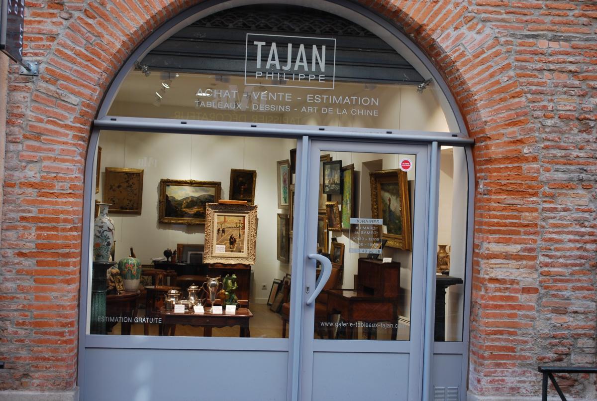 Galerie Tajan Philippe
