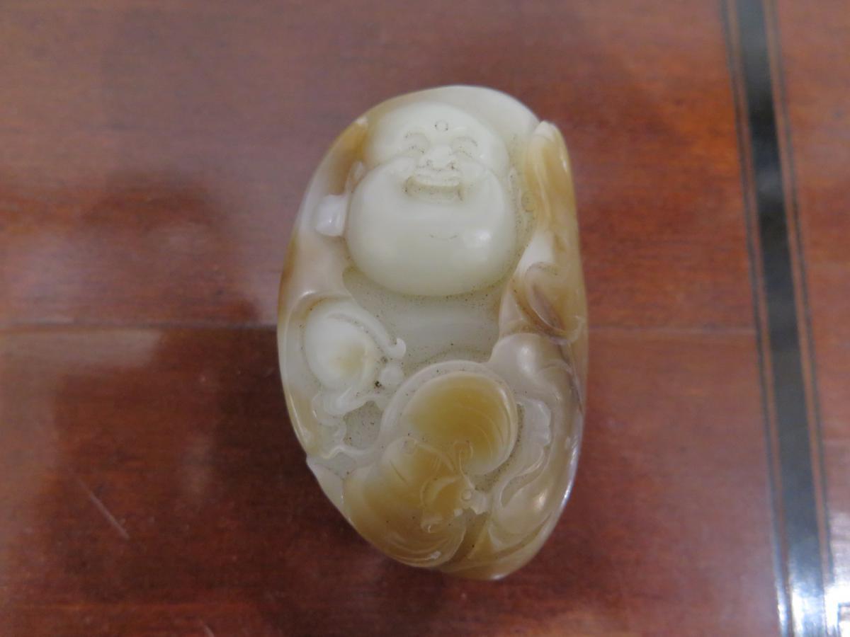 Bouddha En Jade 19ème