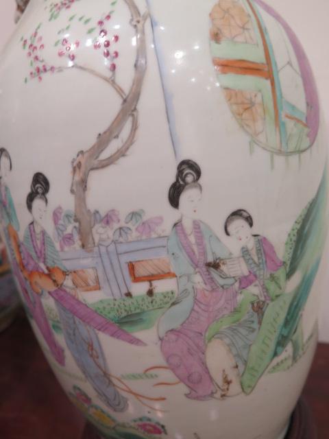 Vase Chinois 19ème-photo-2