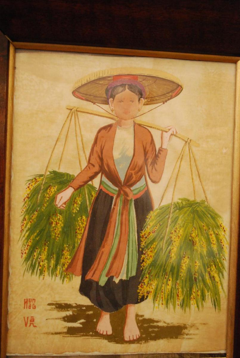 Young Wietnamese Woman