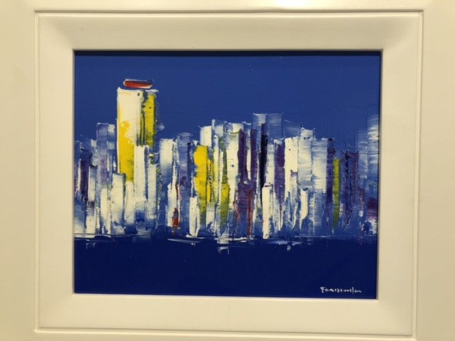 Hong Kong par Guy Fontdeville