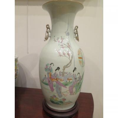 Vase Chinois 19ème
