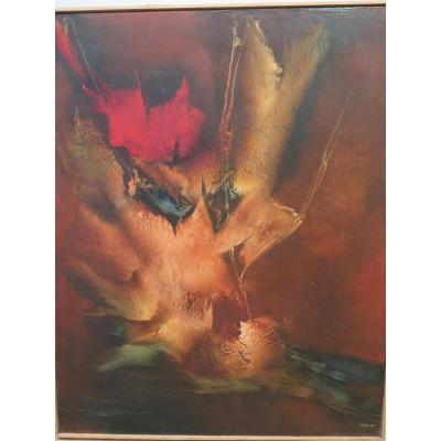 Composition Abstraite De Kablat