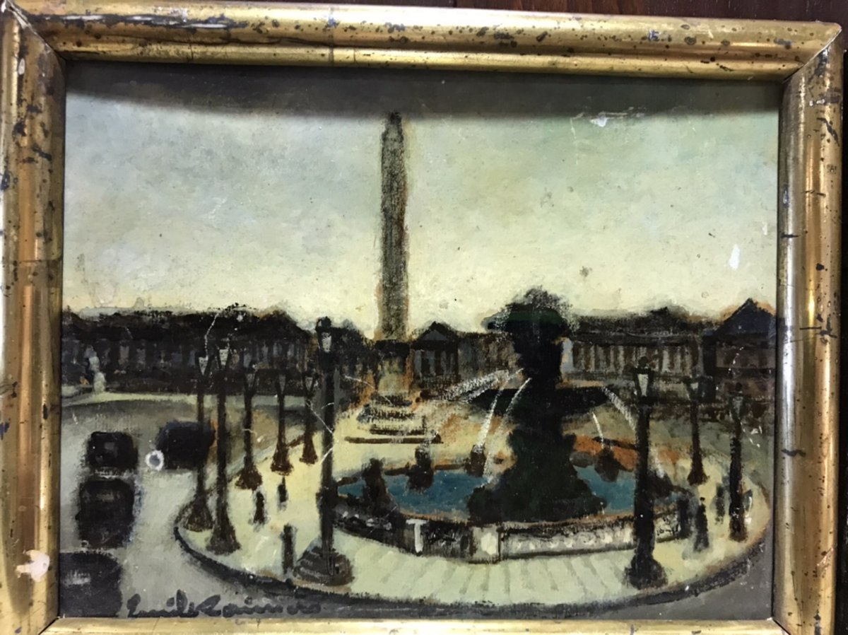 Two Views Of Paris-photo-3