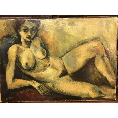 Female Nude By Bellias
