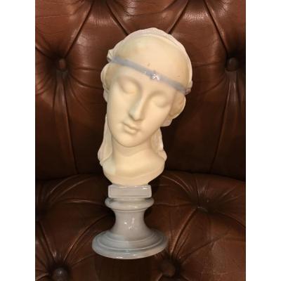 Buste Jeune Femme : Wadere par Goldscheider