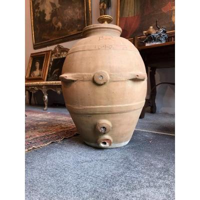 Vase à Huile Daté 1640.