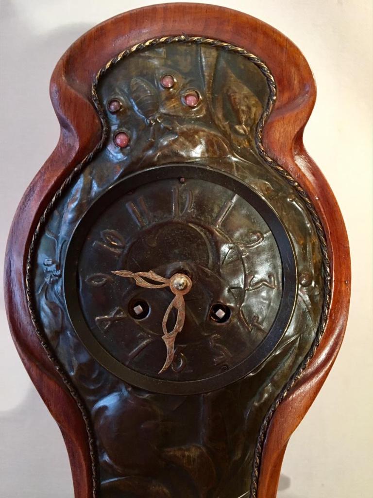 Pendule Art Nouveau Maurice Dufrene