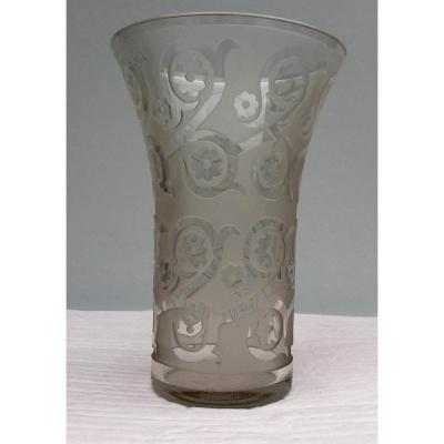 Vase De Daum