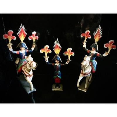 Hermes Soldats De Plomb Artficiers