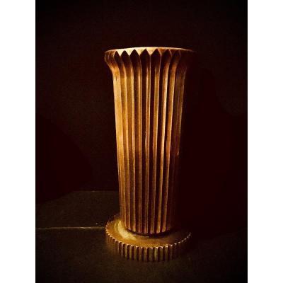 Bronze Tinos Vase