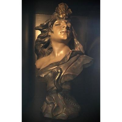 Foretay Terracotta Bust