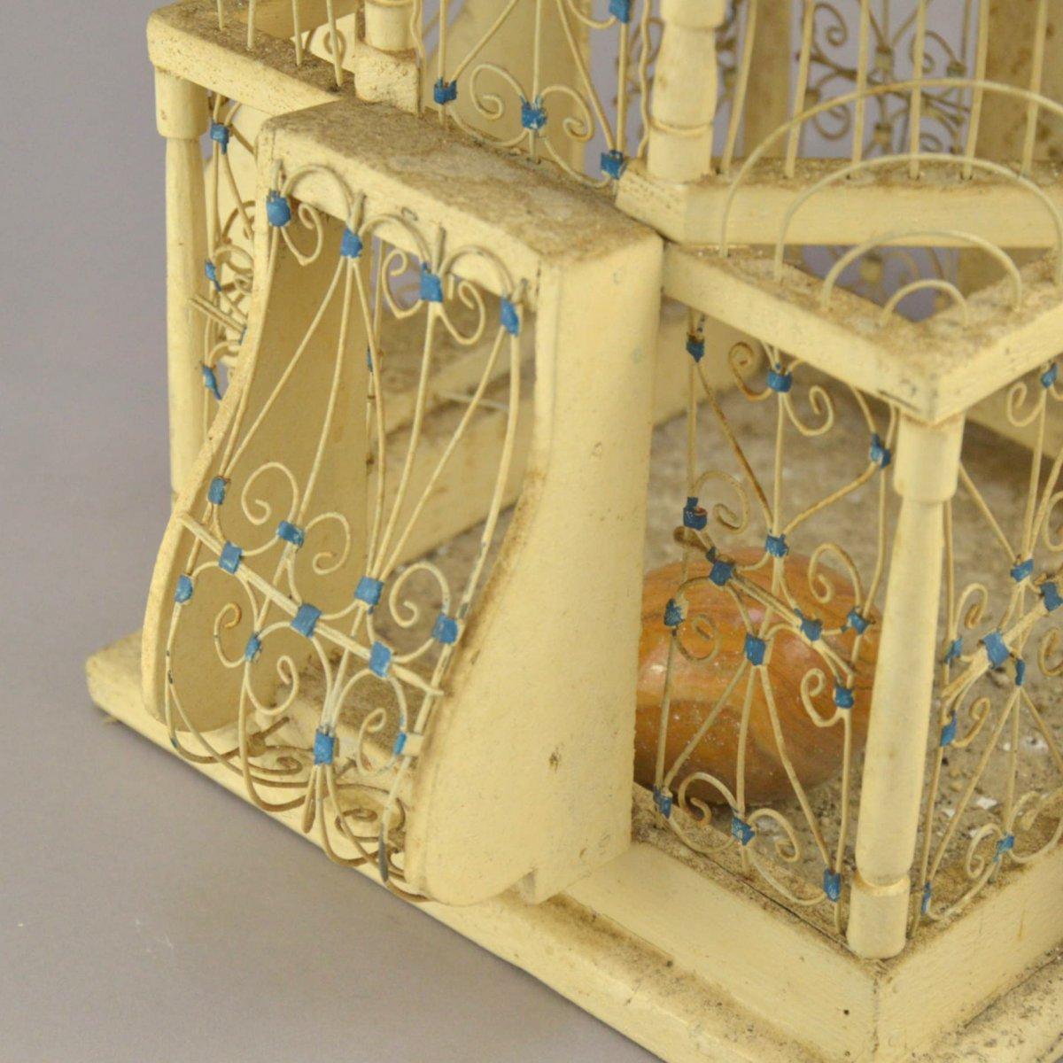 Round Bird Cage-photo-1