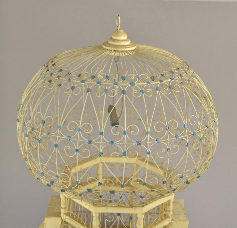 Round Bird Cage-photo-2