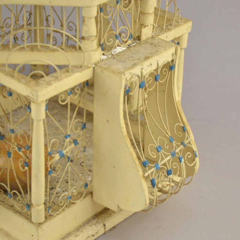 Round Bird Cage-photo-4
