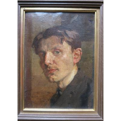 Autoportrait 1906 Warner