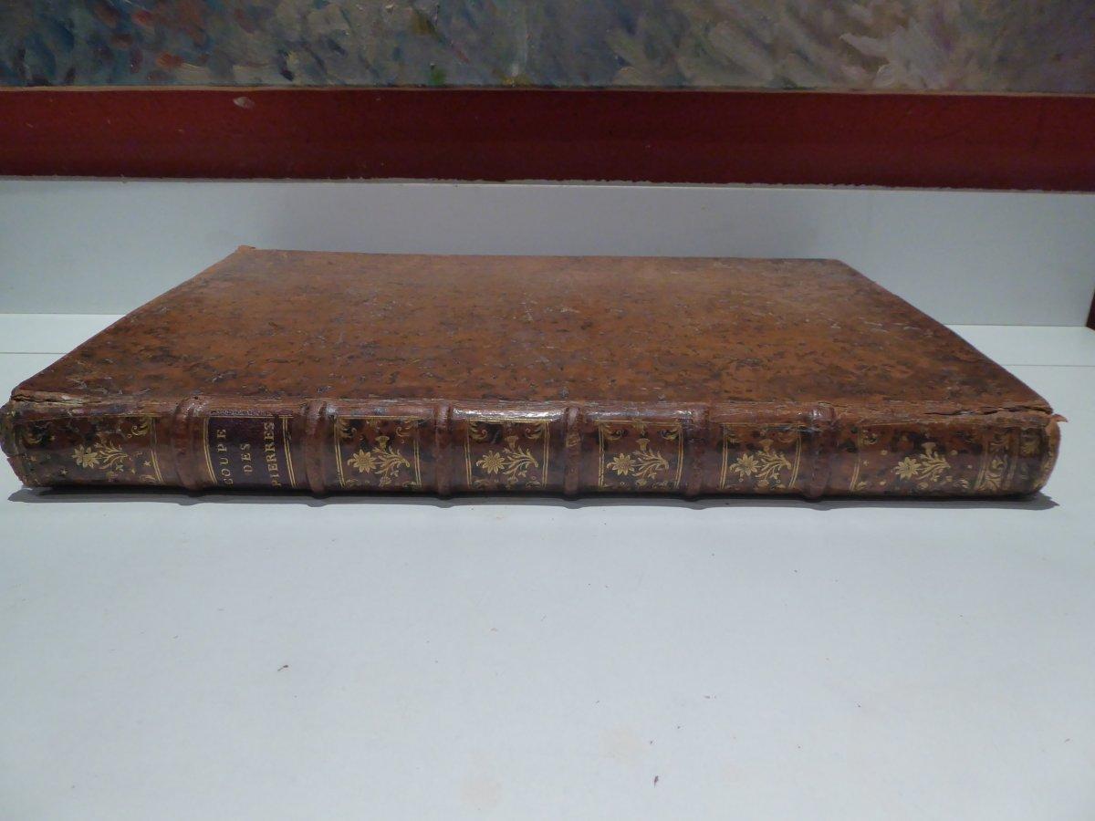 Treatise On Cutting Stones, 1764, Large In Folio By De La Rue.