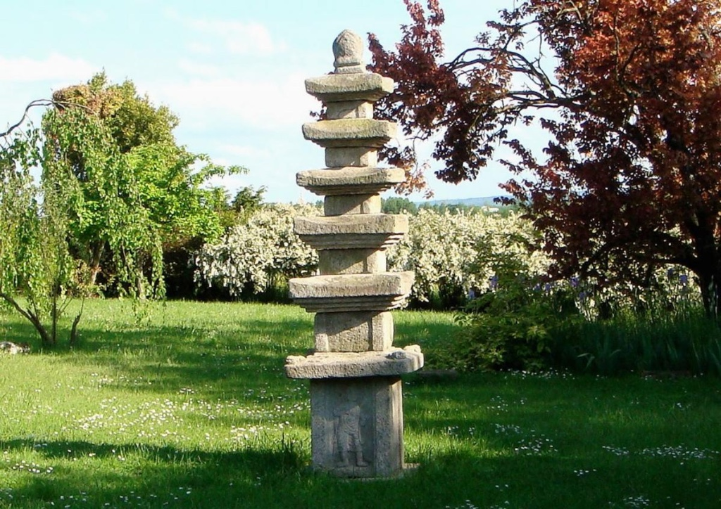 Stupa Japonaise