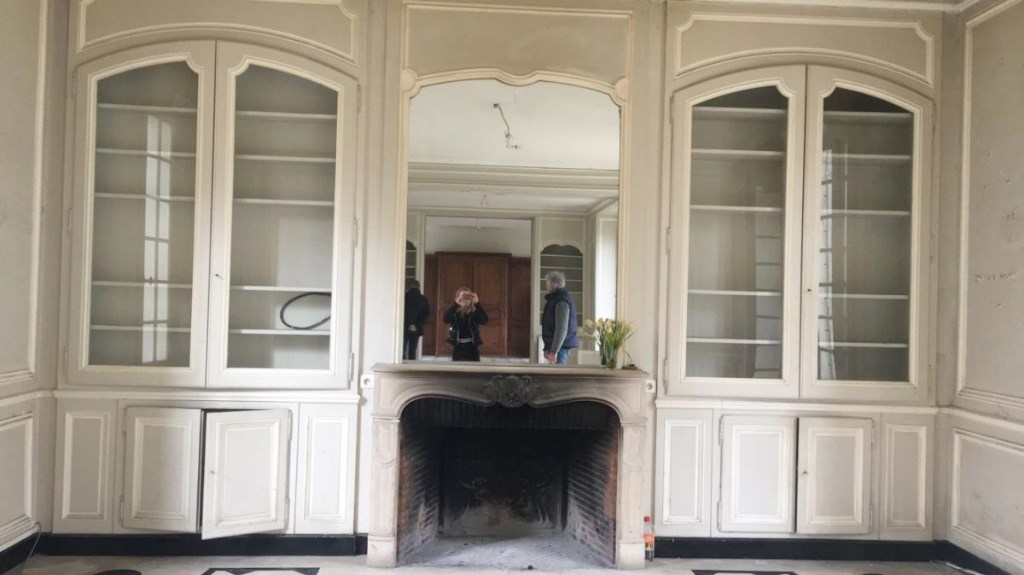 Fireplace And Woodwork Set