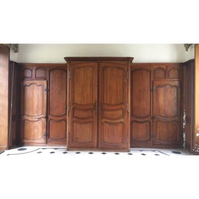 Woodwork Set In Oak,