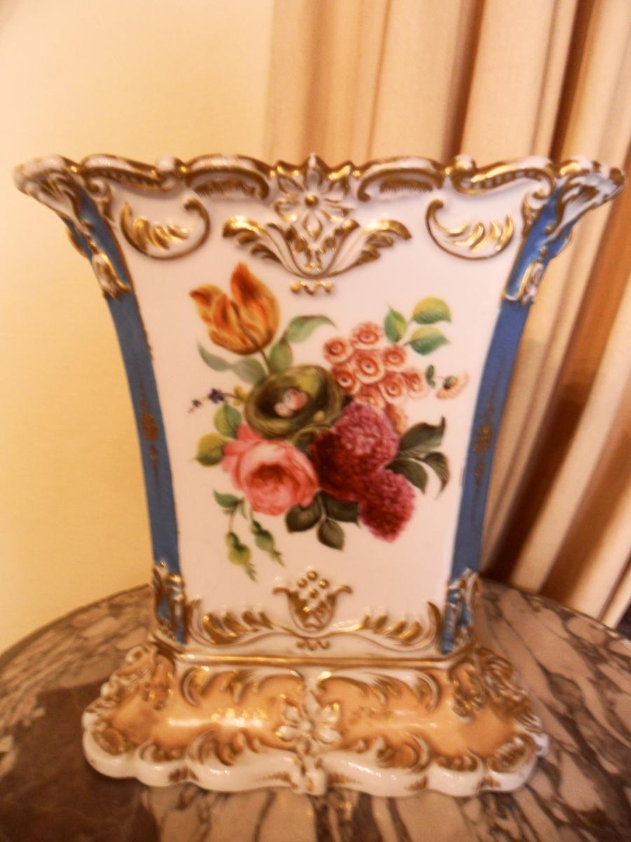 Wedding Vase Porcelain Paris