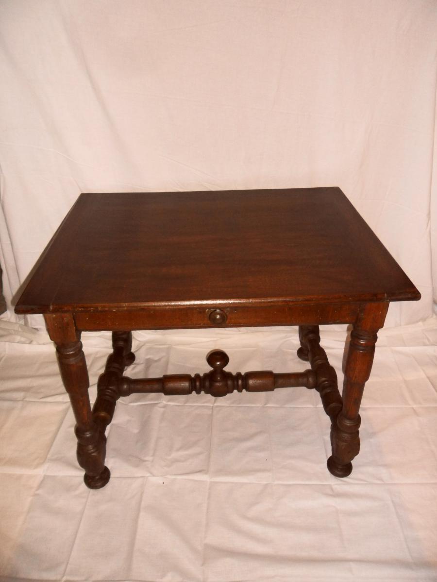 Table à Ecrire Louis XIII