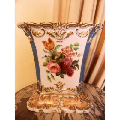Vase de Mariée En Porcelaine de Paris