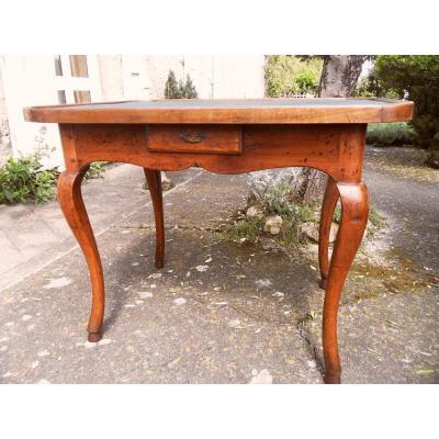 Table à Jeux Louis XV du XVIIIème
