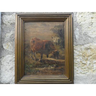 17th Century Animal Scene
