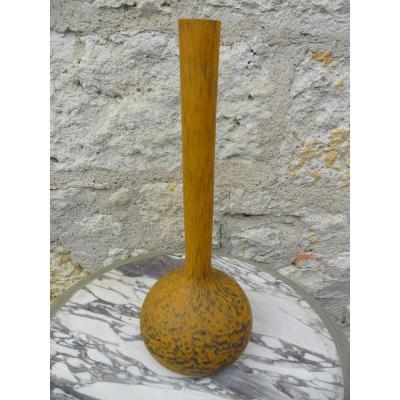 Vase Soliflore De Delatte Nancy