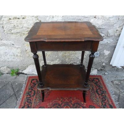 Table à Ouvrage, Napoléon III