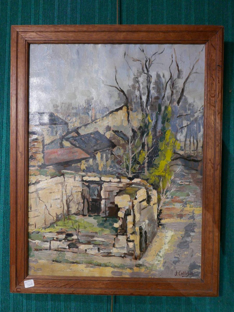 Jeanne Colletin Paysage