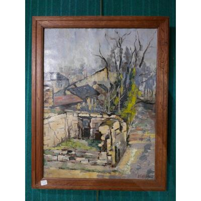Jeanne Colletin Landscape
