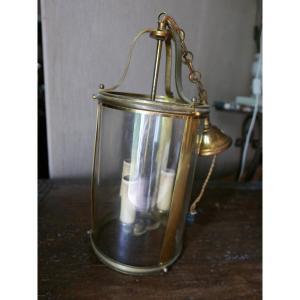 Lanterne De Vestibule En Bronze