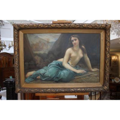 Painting Georges Eveillard