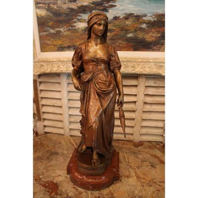 """Graziella"" Bronze De Marioton"