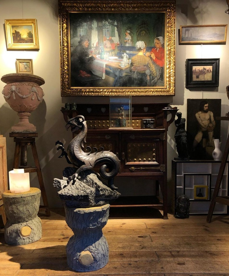 Thomas Chabolle Antiquités