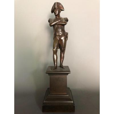 Bronze Late 19th Century - Napoleon Bonaparte - Empire