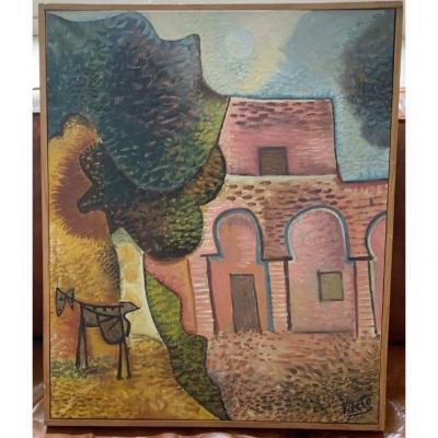 Javier Vilato Ruiz (1921-2000) - Peret Delgada, 1963