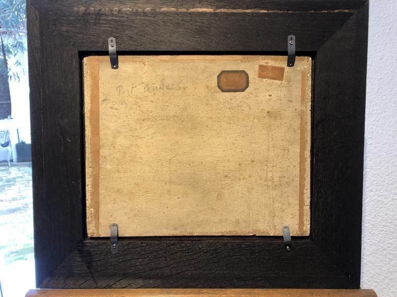 Léopold Survage - Port Vendres - Casein On Panel - 1925-photo-4