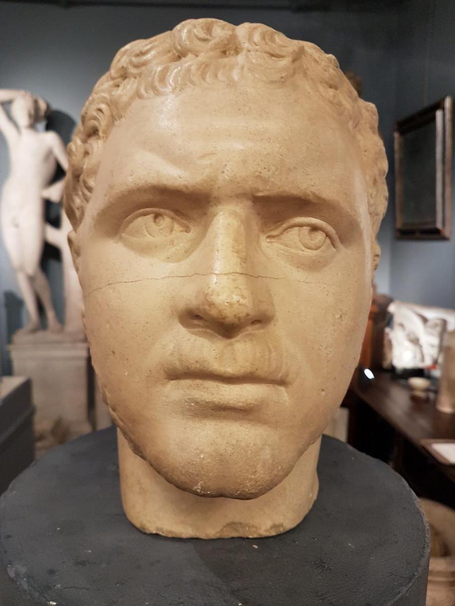 Tête De Caracalla