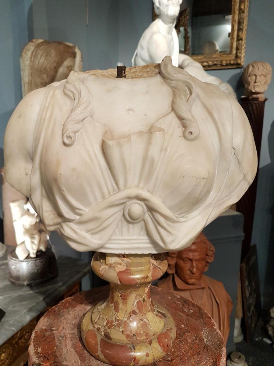 Buste Marbre
