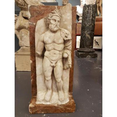 Sculpture d'Heracles